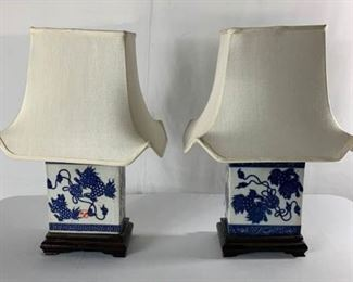 Ceramic Asian lamps https://ctbids.com/#!/description/share/232099