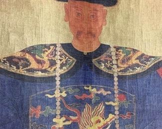 Chinese Emperor on brocade https://ctbids.com/#!/description/share/232098