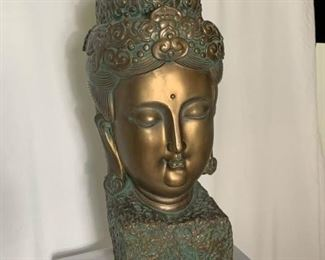 Chinese Goddess Bust https://ctbids.com/#!/description/share/232112