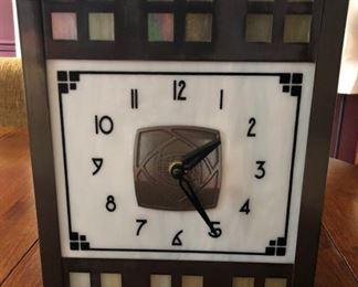 Stickley Clock
