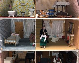 doll house interior