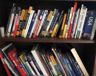 Books travel