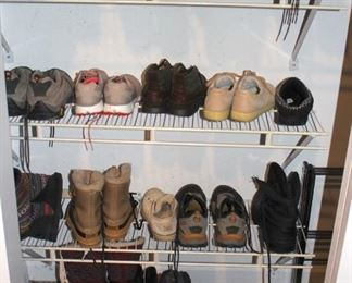 Shoes, Sneakers and Boots