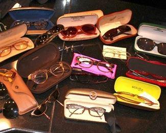Variety of Sunglasses