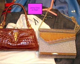 Handbags - Jimmy Choo