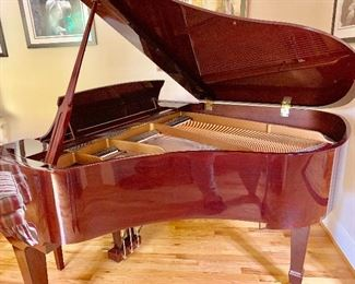 2015 Essex Baby Grand Piano designed by Steinway & Sons