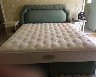 Beauty Rest California King in great condition with box spring.