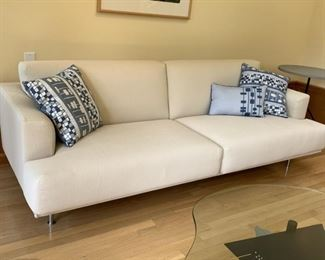 Italian top of the line couch