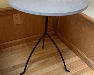 Italian slate top table