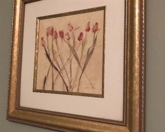 Signed Cheri Blum Original Artwork