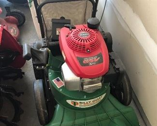 Billy Goat GSV 190 Self Propelled Yard Vacuum