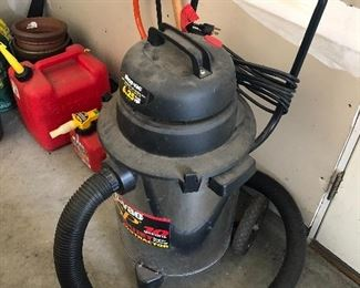 6.25 HP Shop Vac