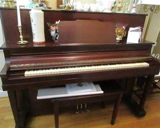 piano Autopiano  formerly a player piano