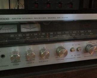 Kenwood receiver