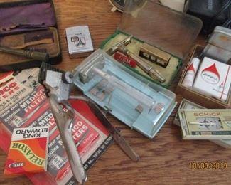 vintage razors