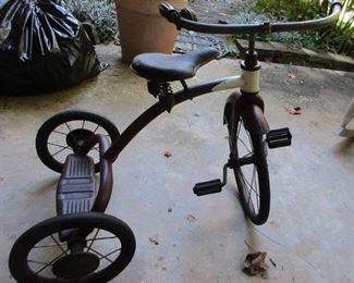 1940's tricycle