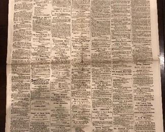 1864 issue of same great Civil War  Articles April 26, 1864