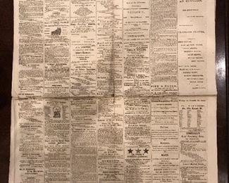 1864 issue of same great Civil War  Articles July 6, 1864