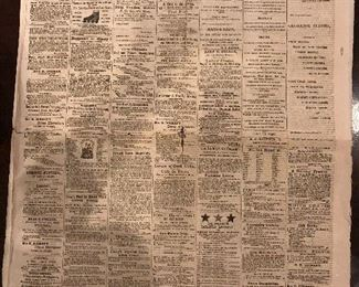 1864 issue of same great Civil War  Articles  January 11 ,1864