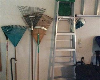 Garden and Lawn Tools