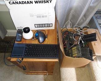 Keyboard, Slotcar Tracks