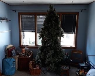 Christmas Tree, Home Decor, Aero Bed