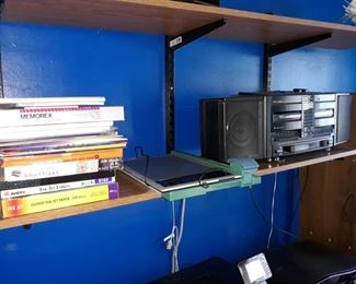 Stereo and Office Goods