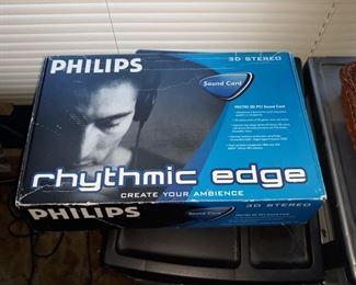 Philips Rhythmic Edge