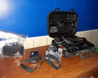 Cameras and Electronics