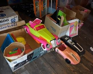 Barbie Toys, and Others