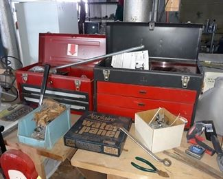 Tool Boxes and More