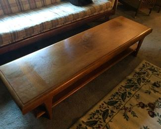 MCM coffee table you will have to fight me for this