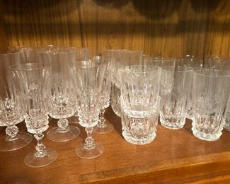 glasses made from recycled Cinderella slippers