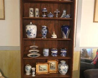 shelves of amazement.