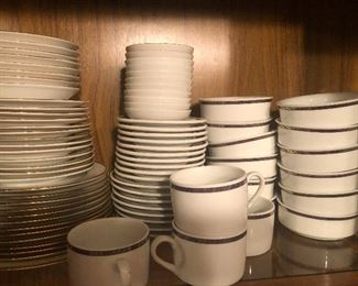 China for entire family reunion