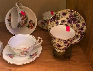 proper teacups