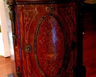 Beautiful antique sheet music cabinet
