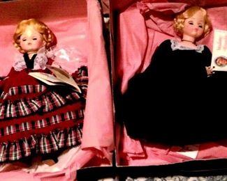 Madam Alexander First Lady Dolls