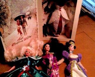 Special Edition Barbie Dolls