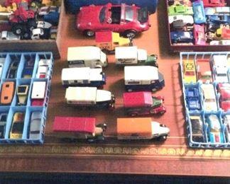 Lots of Hot Wheels & Match Box cars