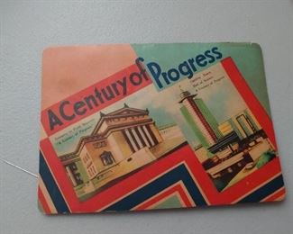 Worlds Fair Needle Booklet