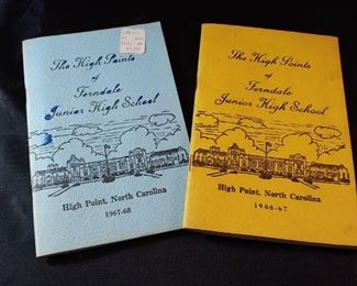 Ferndale Junior High Booklets