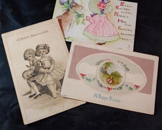 Early Holiday Postcards