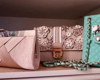 Adorable Clutches and Handbags