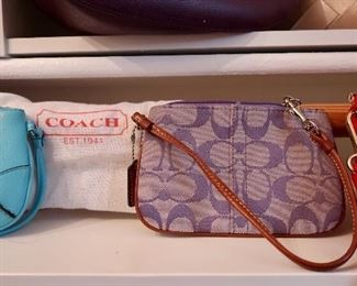 Coach and other Handbags