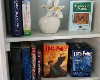 Harry Potter Books/Movies and much more