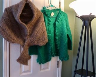 Hand Knitted Items (Vintage)