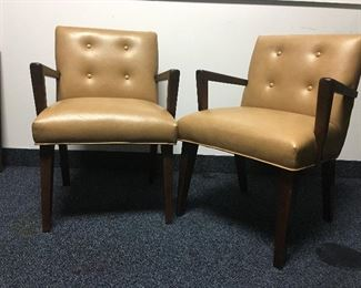 Mid Century Dining Chairs