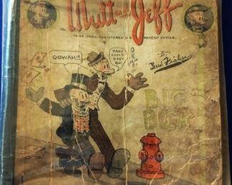 """1926 """"Mutt & Jeff"""""""
