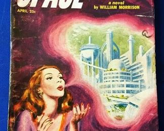 """1953 """"Space Stories"""""""